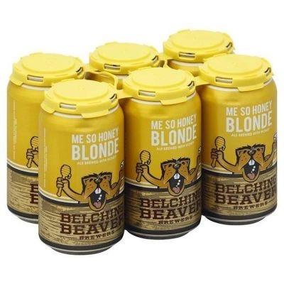 Me So Honey Belching Beaver