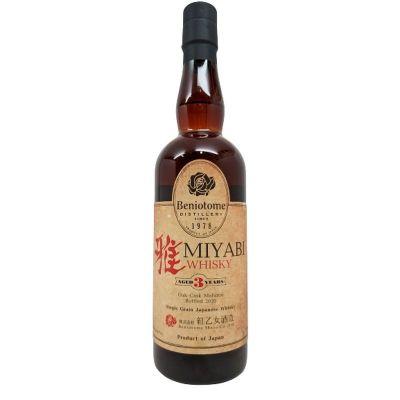 Miyabi 3Yr Japanese Whisky