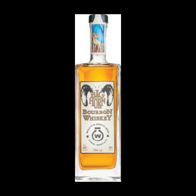 Willie's Bighorn Bourbon
