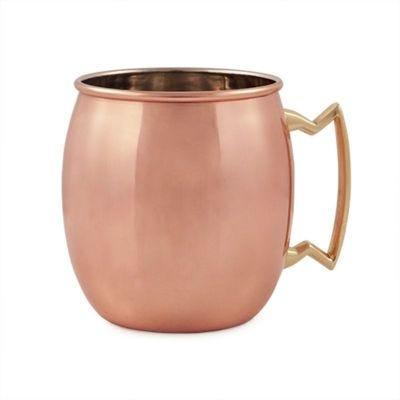 Headframe Copper Mug