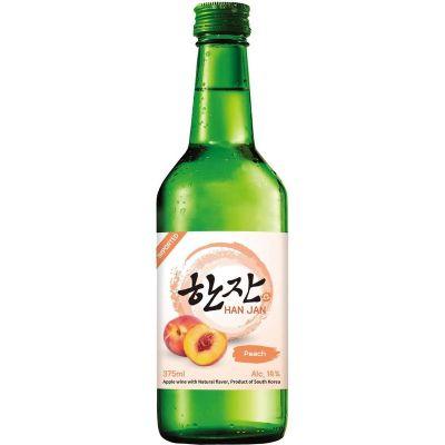 Han Jan Peach Soju