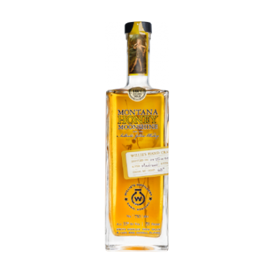 Willie's Honey Moonshine