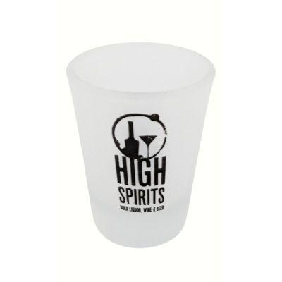 High Spirits Shot Glass