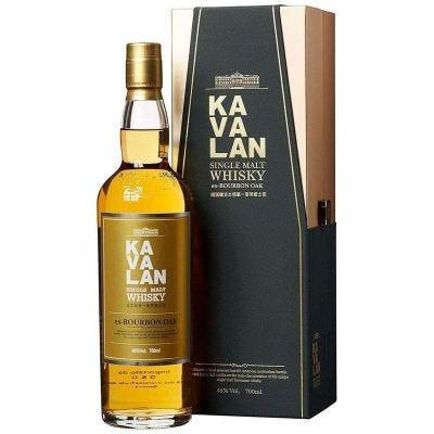 Kavalan Bourbon Oak Single Malt Whisky