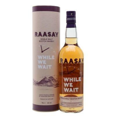 Raasay While We Wait Single Malt
