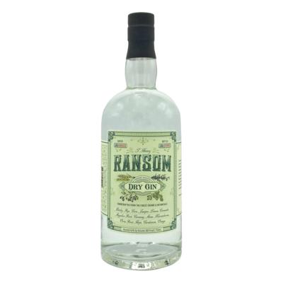 Ransom Dry Gin