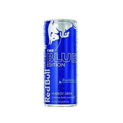 Red Bull Blue 4 Pack