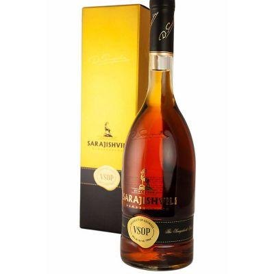 Saraji Vsop 8 Yr Georgian Brandy