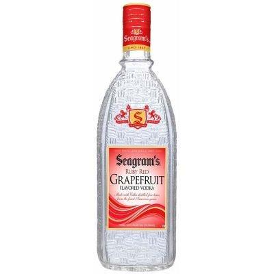 Seagram's Ruby Red Vodka
